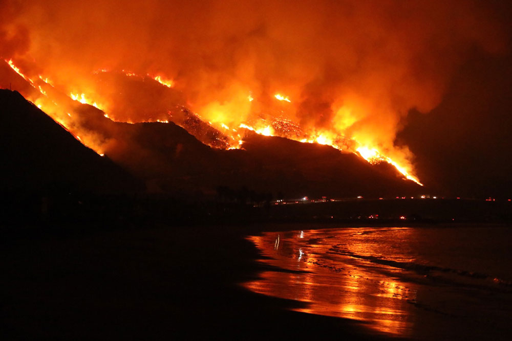 Project Acidd And Studying Impacts Of The Thomas Fire On The Ocean Iglesias Rodriguez Lab Eemb Uc Santa Barbara