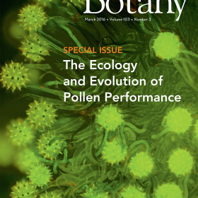 The Ecology and Evolution of Pollen Performance