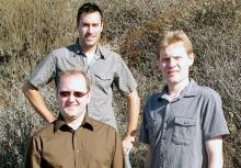 Scientists Bradley J. Cardinale, Marc W. Cadotte, and Todd Oakley.